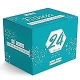 DER PROTEIN ADVENTSKALENDER | Premium Edition | 24 Geschenke bis Weihnachten | High Protein | Fitness Foods von Topmarken | Nur Originalgrößen