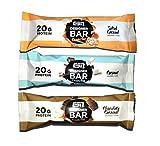 ESN Designer Bar Crunchy - Mix Box (Chocolate Caramel, Coconut, Salted Caramel) 12 x 60g