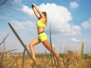 Draussen Sport Fitness