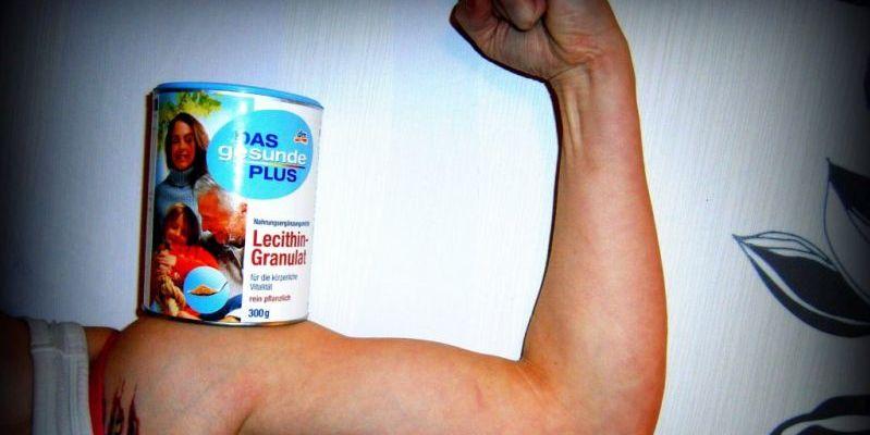Phosphatidsäure schneller Muskeln aufbauen