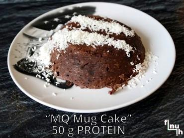 Magerquark Kuchen Mikrowelle Mug Cake