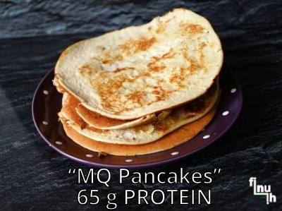 Magerquark Pancakes Banane