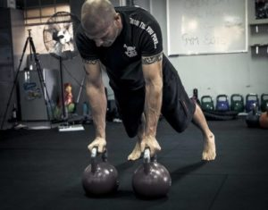 Kettlebell Training Traumfigur